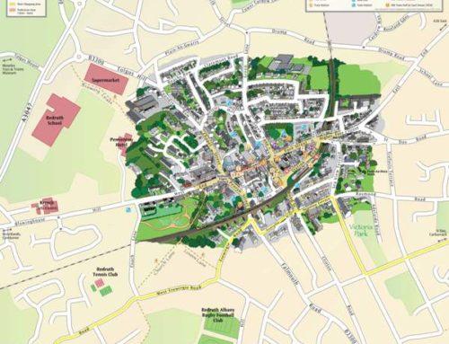 Town Centre Maps
