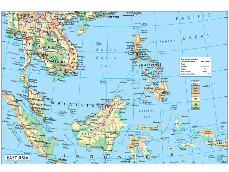 East-Asia