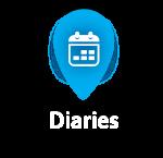 PIN diaries