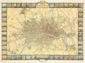 Tallis & London 1745
