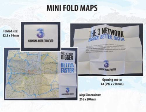 Mini Fold Maps