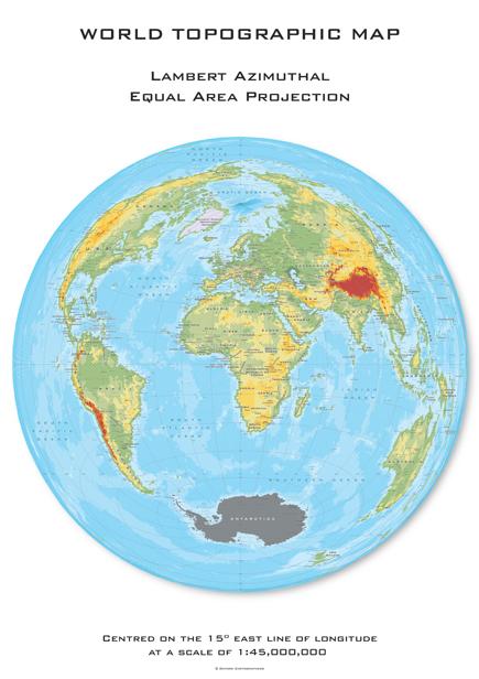 World Hexagons
