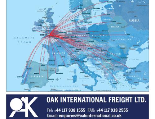 Oak International Freight Ltd